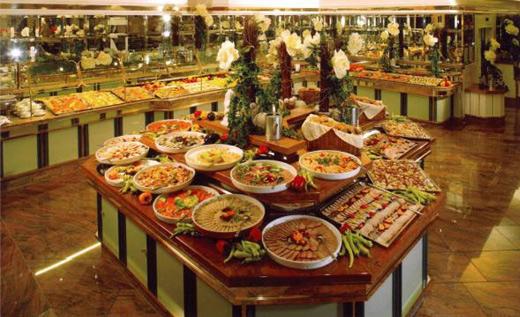 Restaurants Und Buffets La Strada